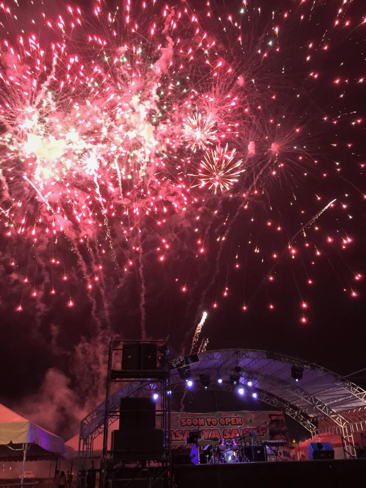 kasadya - firework