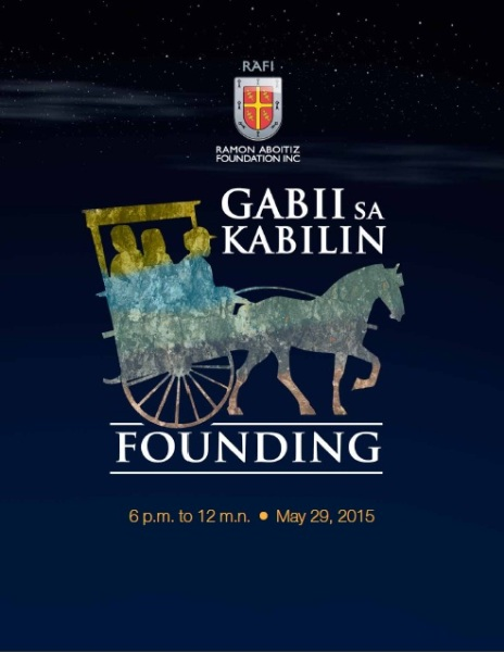 Gabii sa Kabilin 2015: The Founding