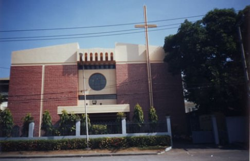 San Nicholas de Tolentino Parish Church