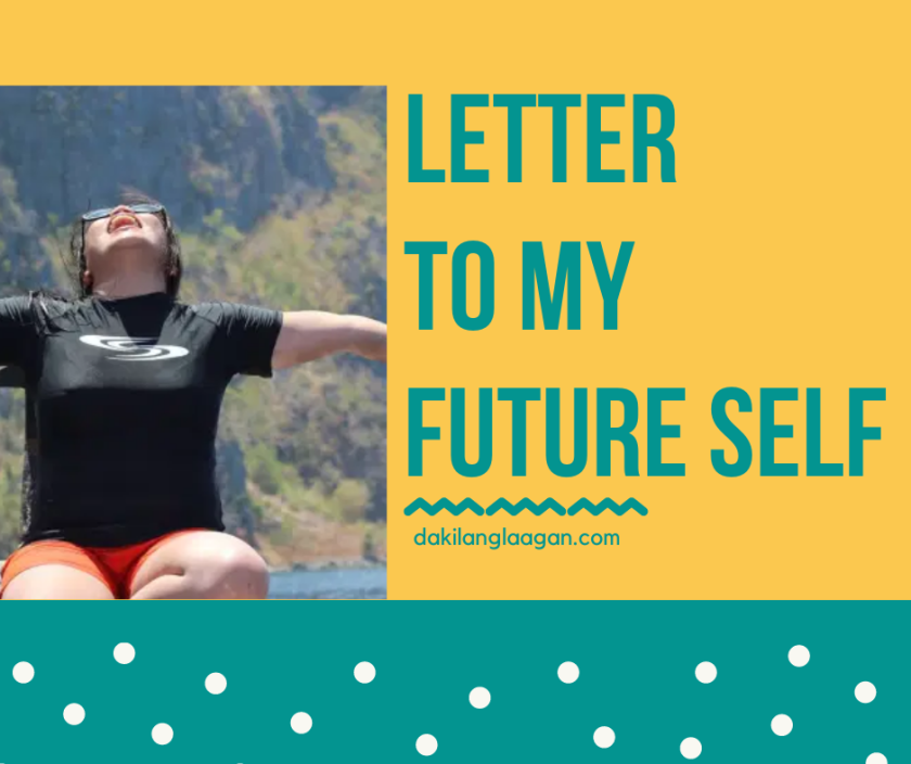Letter to my Future Self