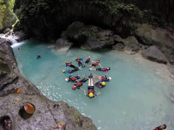 7 - canyoneering