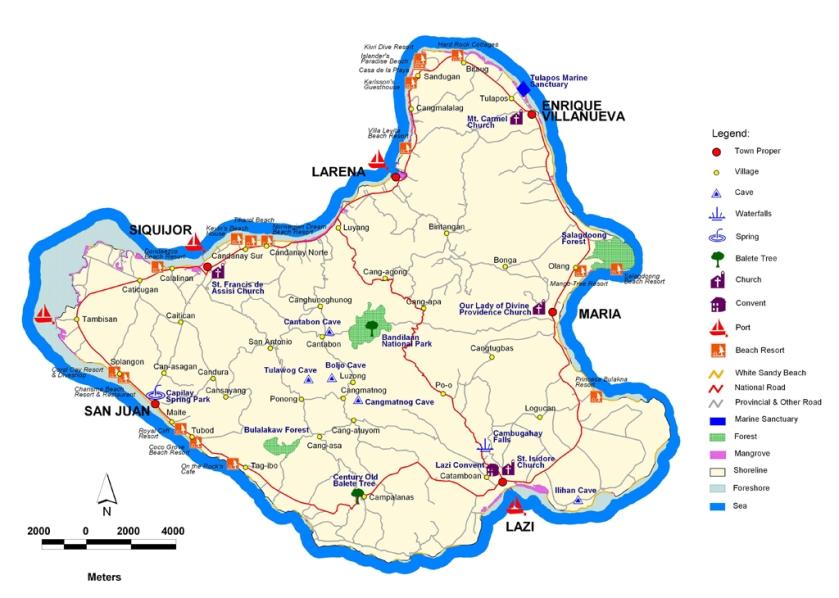 bandilaan-map