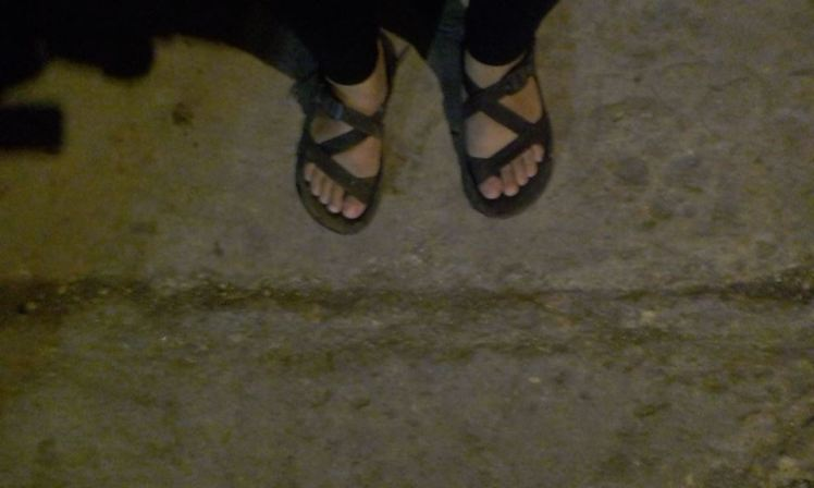 set-foot