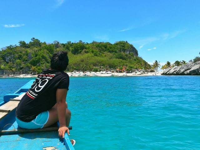 An Unconventional Trip to Gigantes Island