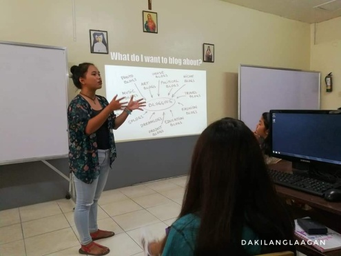 Speaking Engagement - Dakilanglaagan