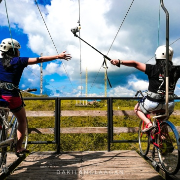 Here's what you have to know about Danasan Eco Adventure Park