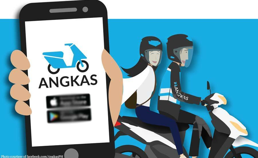 Angkas - Your Best Ride-hailing App!