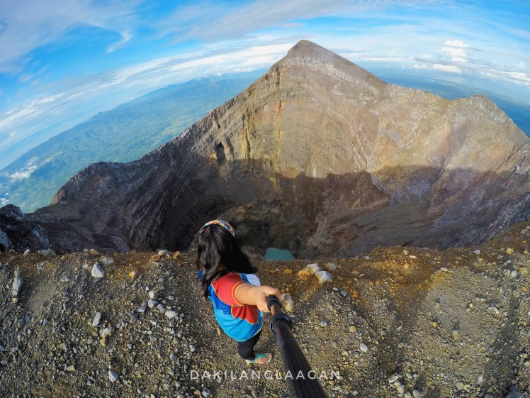 Mt. Kanlaon - Highest Mountain in the Visayas