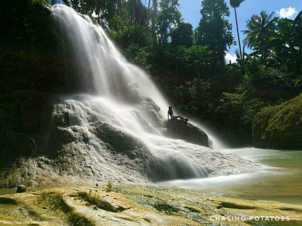 How to get to Lusno Falls