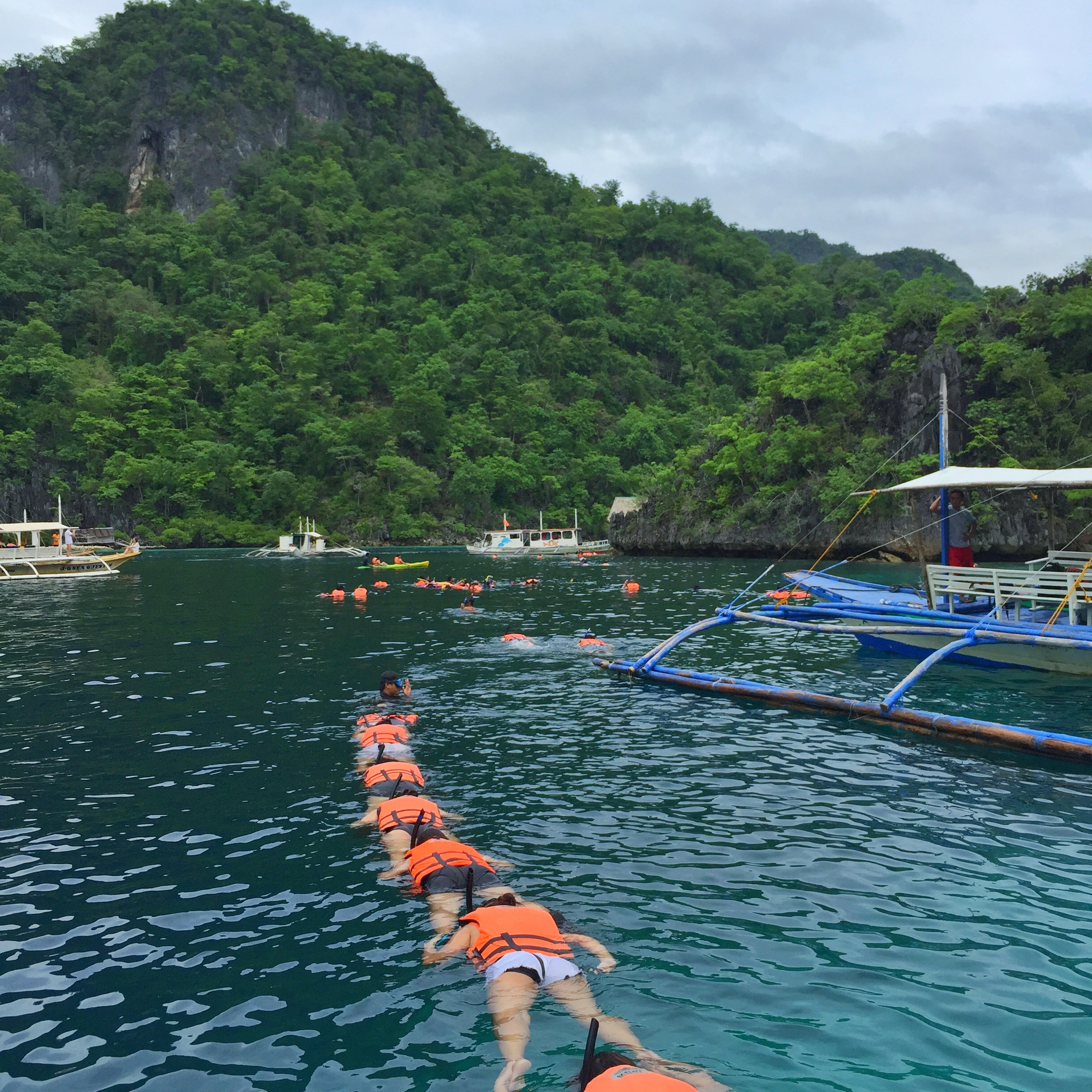 3D21 Tour in Coron, Palawan