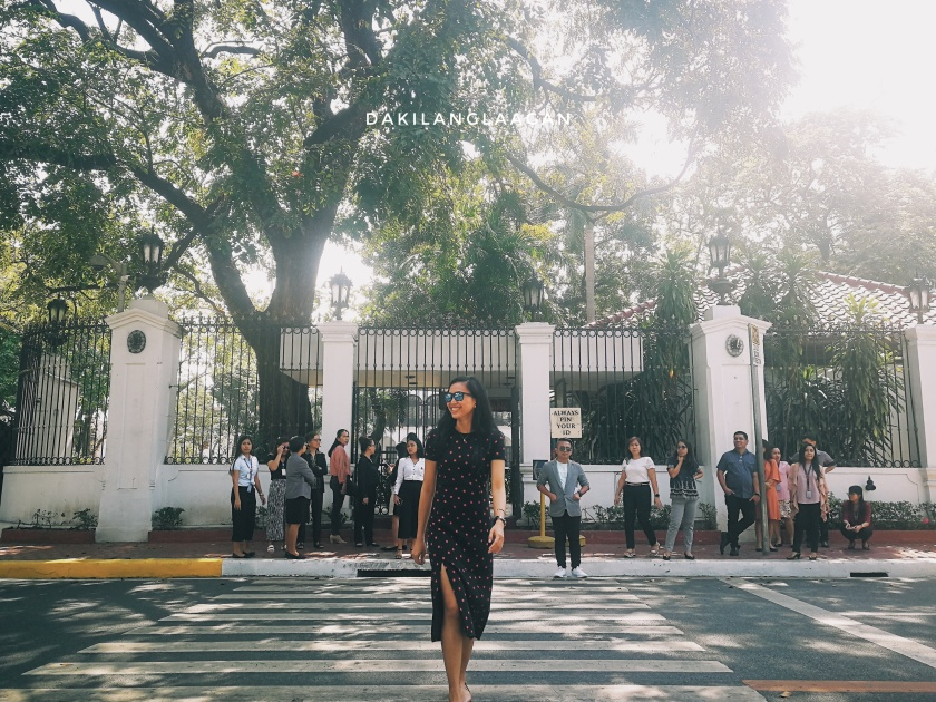 Have you been to Malacanang Palace?