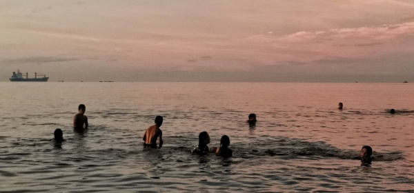 The Forgotten Beach of Talisay, Cebu