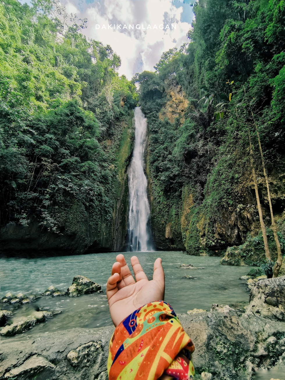How to get to Mantayupan Falls