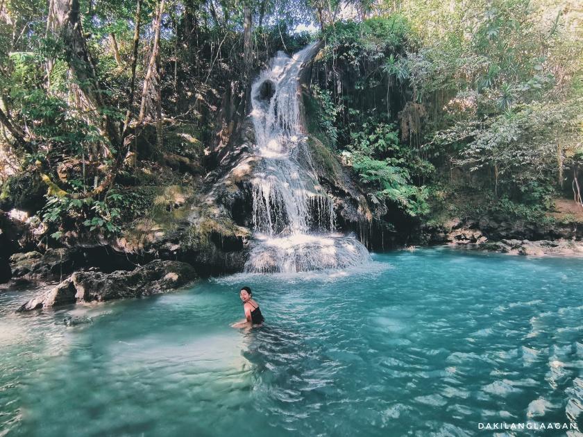 Tourist Spots in Alegria, Cebu