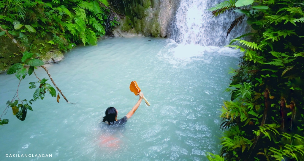 How to get to Calasa Falls in Samboan