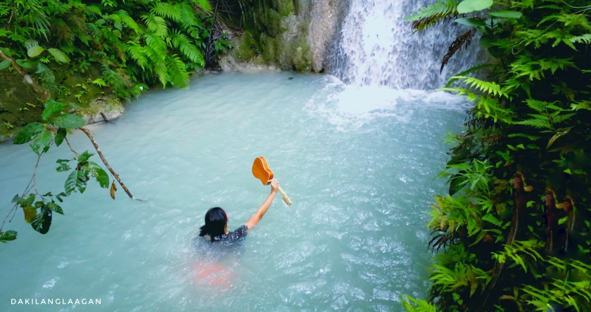 How to get to Calasa Falls in Samboan