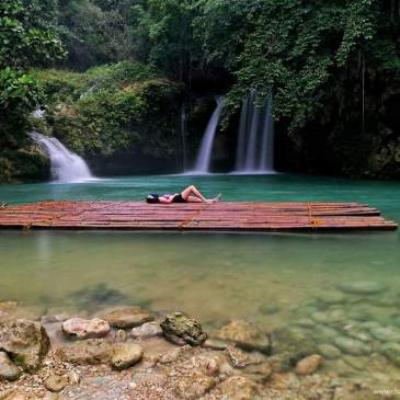 Kawasan Falls - the good, the bad, and some unnecessary musings