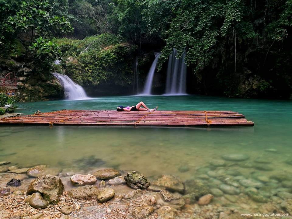 Kawasan Falls - the good, the bad, and some unnecessary musings
