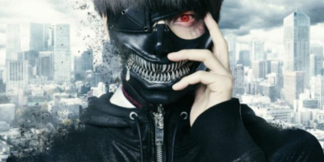 Tokyo Ghoul - not a movie review