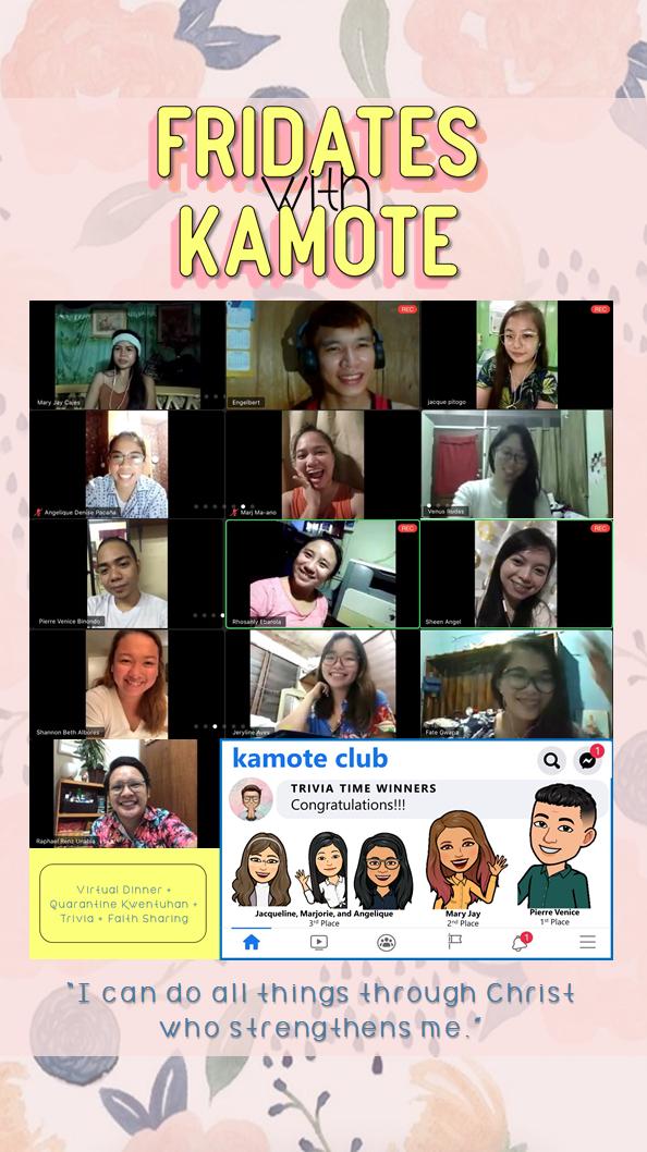 Trivia Nights with Kamote Club