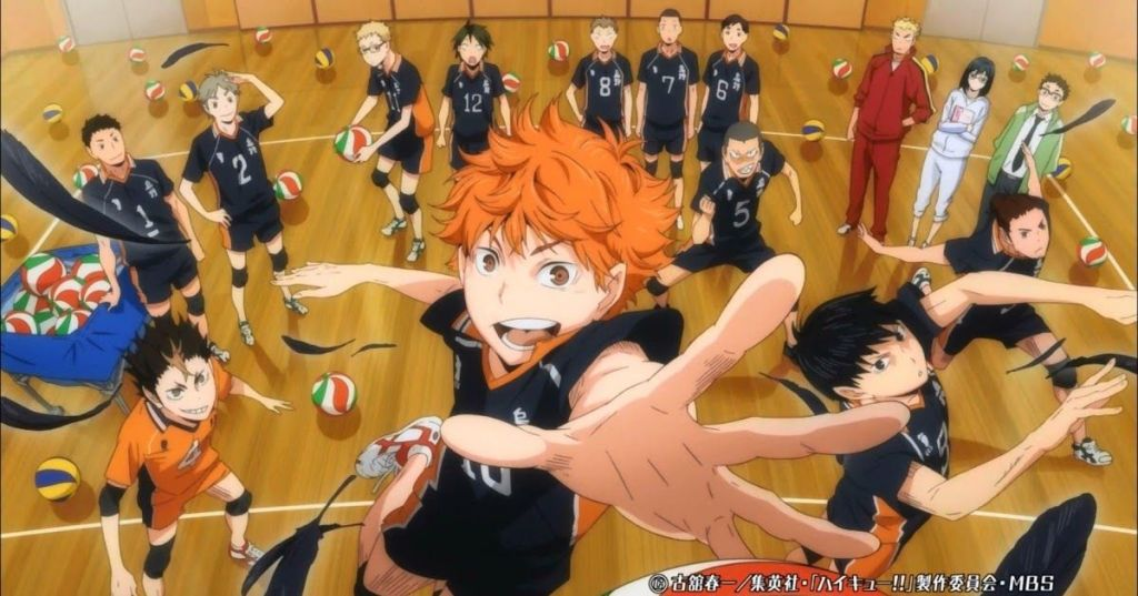 Lessons Learned in Haikyu!!