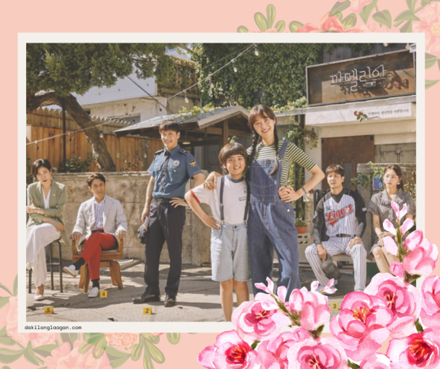 When the Camellia Blooms follows the story of the single mother Dong Baek (Gong Hyo Jin) who settles with her son in the fictional town of Ongsan.