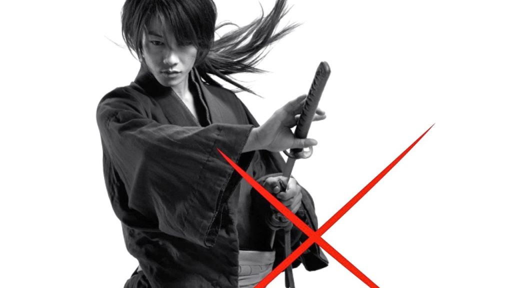 Rurouni Kenshin - and Some Lessons I've Learned in the Latter Part of Life